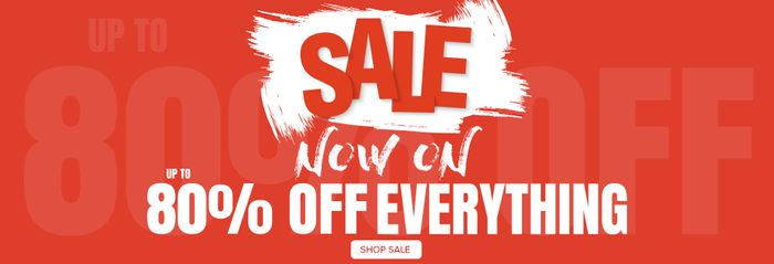 Sale up to 80% off at Select Fashion
