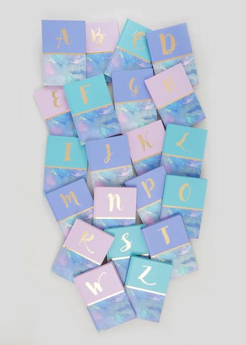 Alphabet Notebook for £2 at Matalan