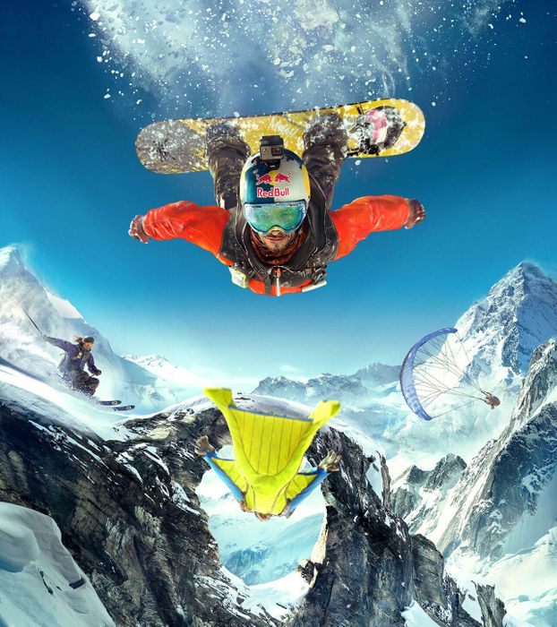 Free Epic Store Game - Steep