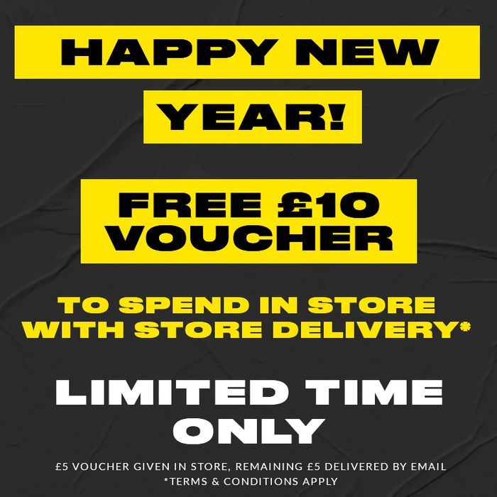 Free £10 Voucher to Spend in Store with Store Deliver
