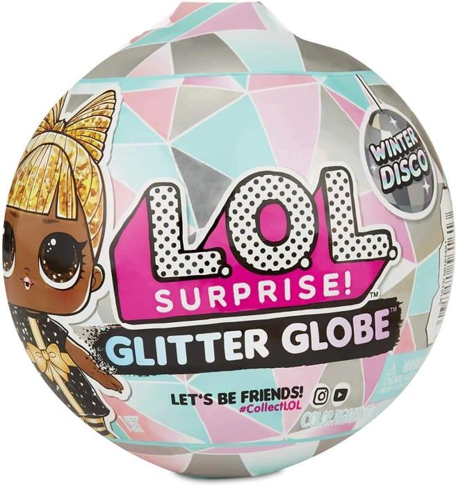 Winter Disco Glitter Globe Lol Surprise Doll