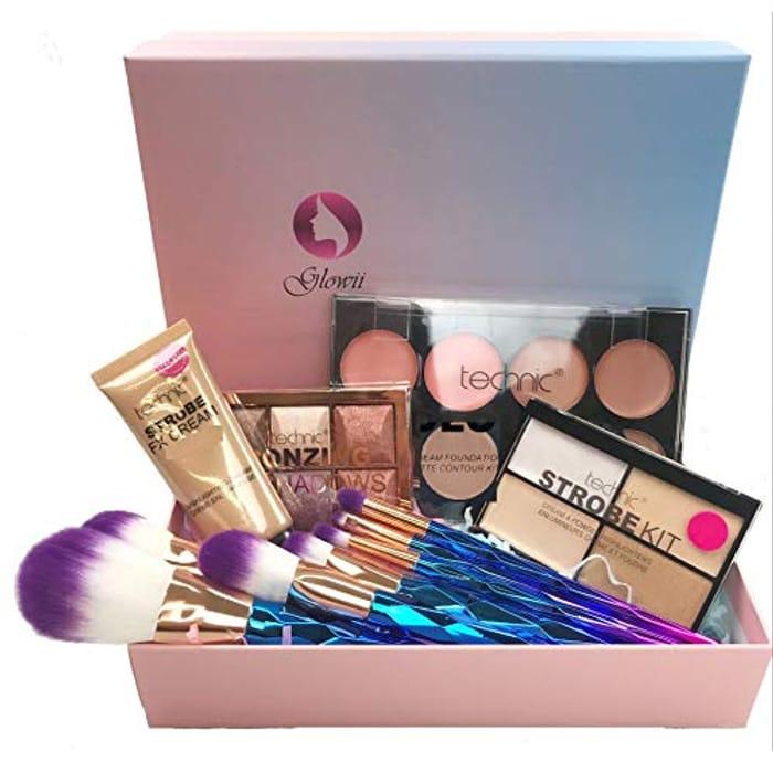Beauty Box/Bronzing Makeup Gift Set