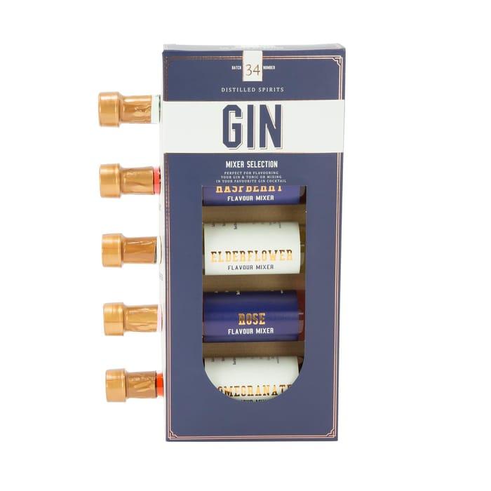 Gin Mixers Selection
