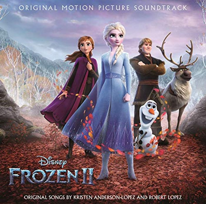 Best Price! Frozen 2 Soundtrack CD at Amazon