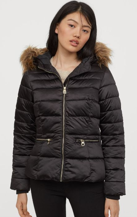 Women's padded jacket for £12 from H&M