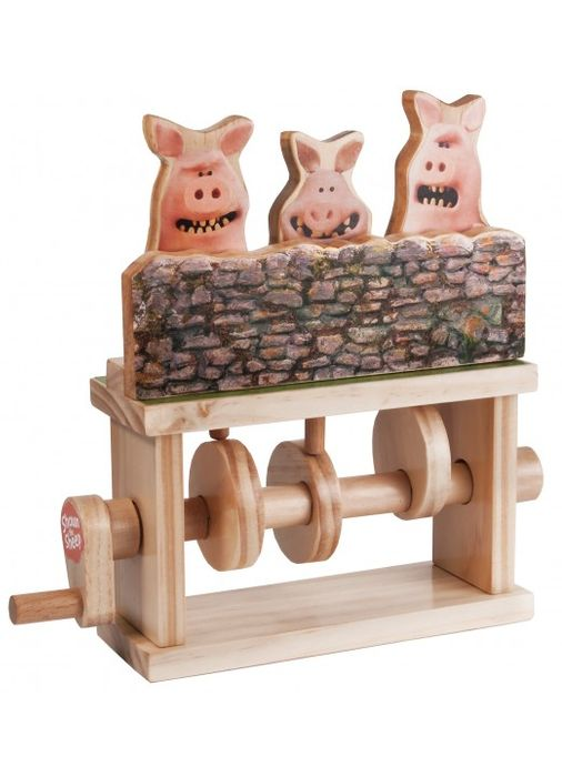 Aardman: Shaun's Three Pigs Kit