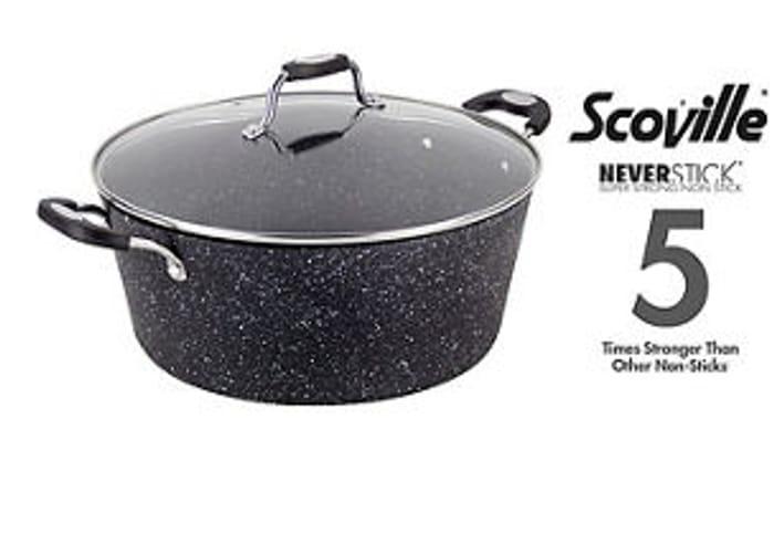 Scoville 32cm Stock Pot