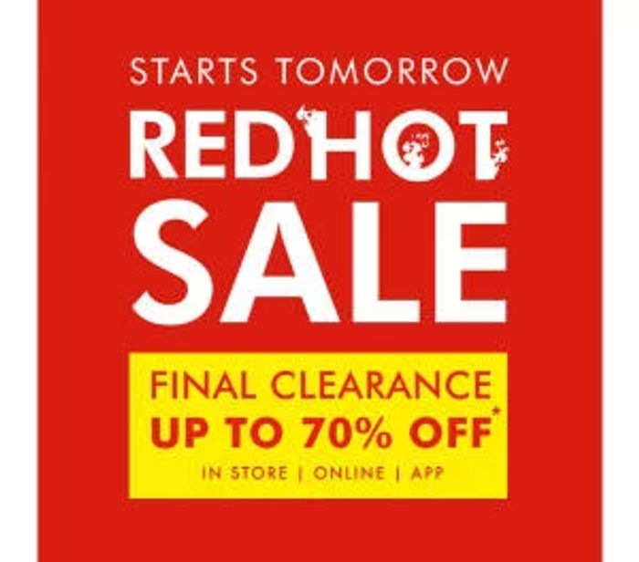 Up to 70% off Sale at Matalan