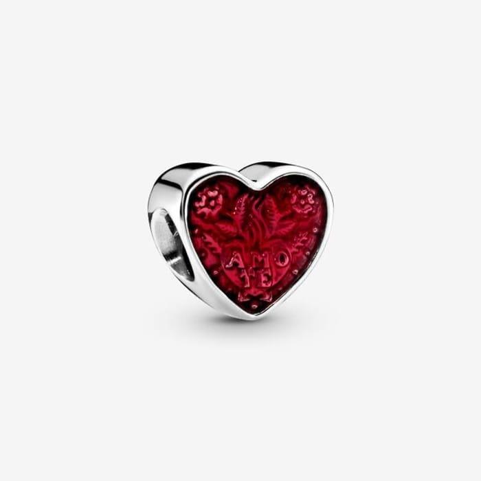 Love Heart Charm - Save £6!