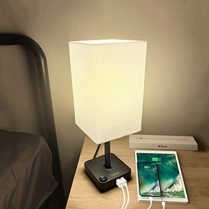 Bedside Table Desk Lamp - Save £15!