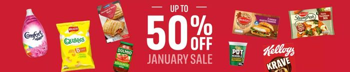 Iceland January Sale up to 50% Off