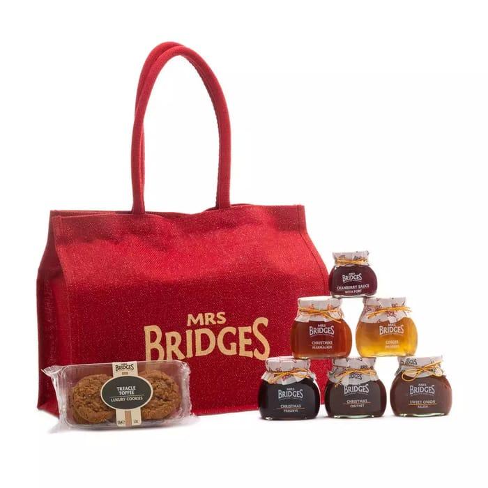 Mrs Bridges - Christmas Gift Hamper - Save £15!