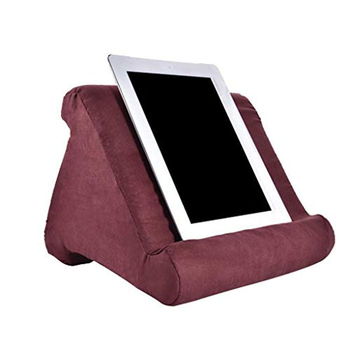 Cheap Soft Pillow Tablet Stand - Just £5.10 with Code