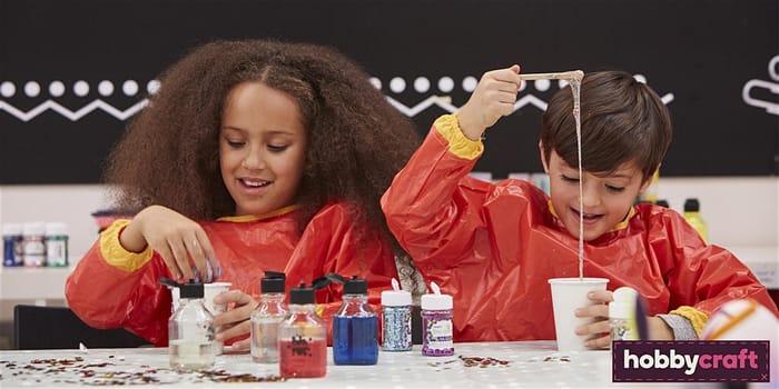 Kids' Craft Club Slime Making - February Half Term