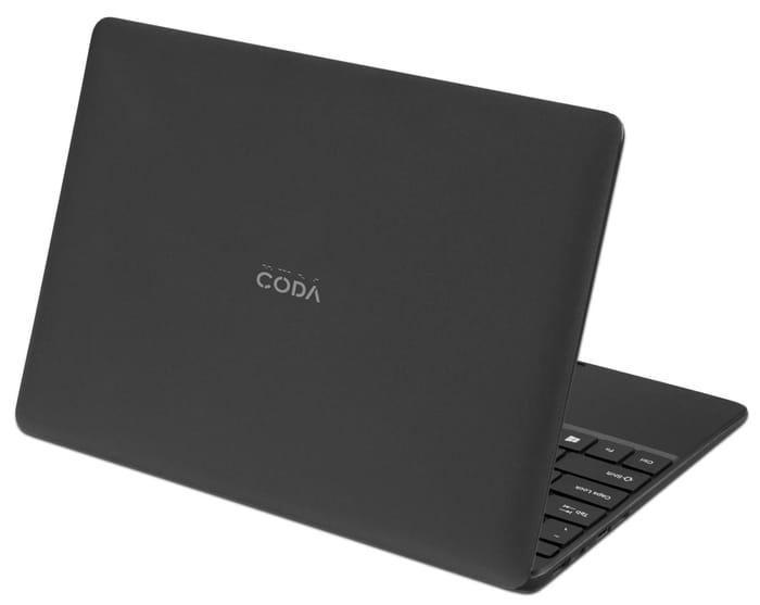 Coda Spirit 13.3 32GB Laptop, Intel Celeron N3350 1.1GHz, 4GB LPDDR4, 32GB eMMC