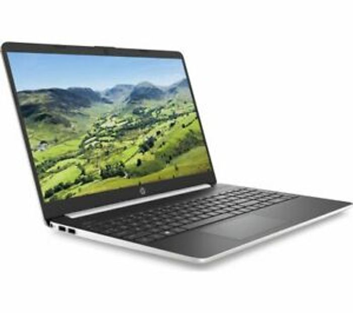 """Cheap Laptop Deal - HP 15.6"""" Intel Core i5, 256 GB, Silver Only £399"""