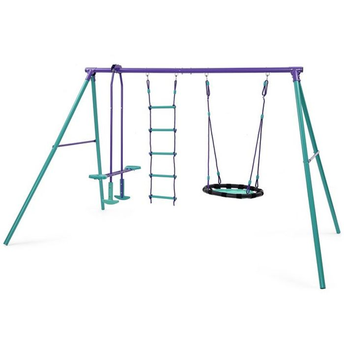 Plum Nest Rope and Glide Multiplay Down From £159.99 to £95