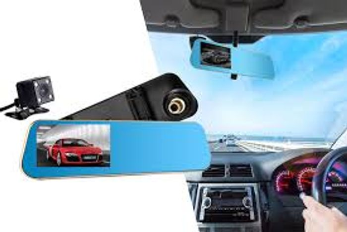 Next Gen Car Mirror Dash Cam 32GB SD Card Option