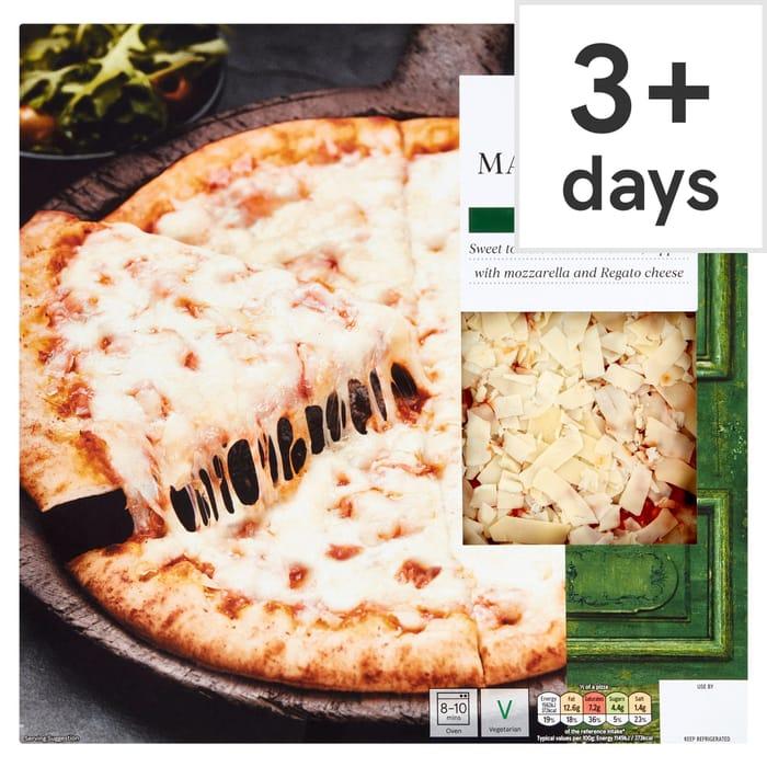 Tesco Stonebaked Margherita Pizza 252G - HALF PRICE!