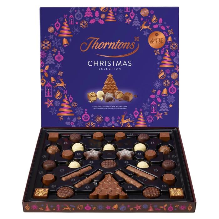 Cheap Thorntons Christmas Selection (366g) - Save £8!