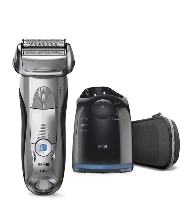 Best Price! Braun Series 7 Pulsonic Shaver with Clean & Renew System