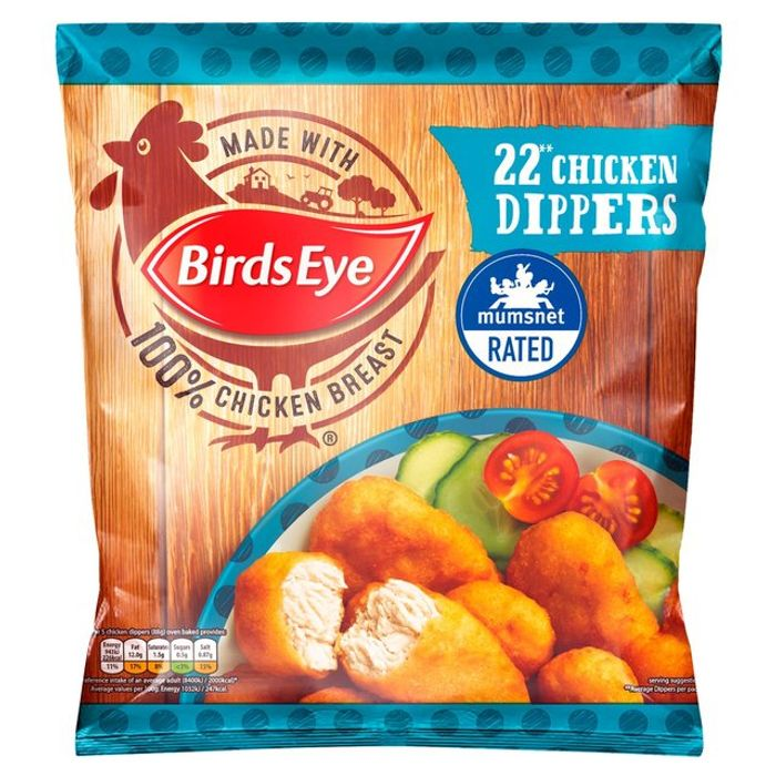 Birds Eye 22 Crispy Chicken Dippers