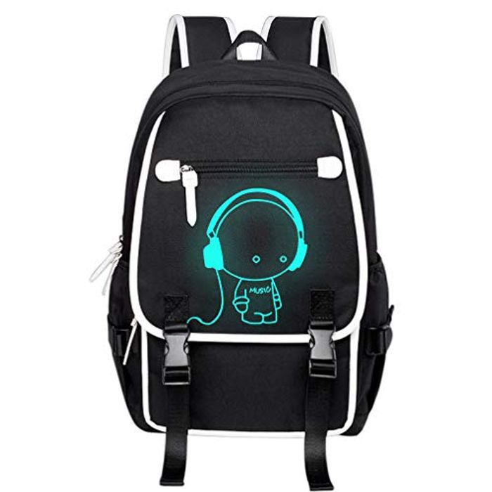 Luminous Anime Hiking Backpack 50% Off