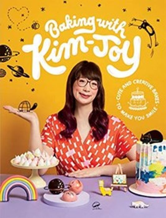 Baking with Kim-Joy Cookbook Giveaway