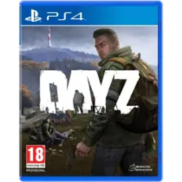 Dayz Ps4