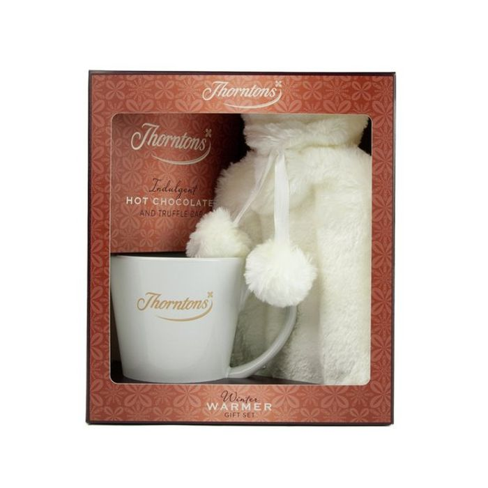 Cheap Thorntons Hot Water Bottle and Mug at Argos, Only £5!