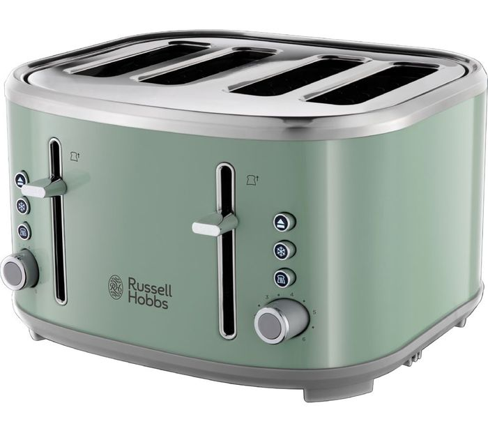 Cheap RUSSELL HOBBS Bubble 24414 4-Slice Toaster - Save £35!