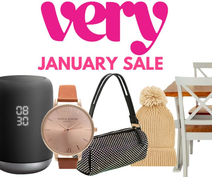 Very January Sale - up to 60% off Fashion & 50% Discount Home & Electricals