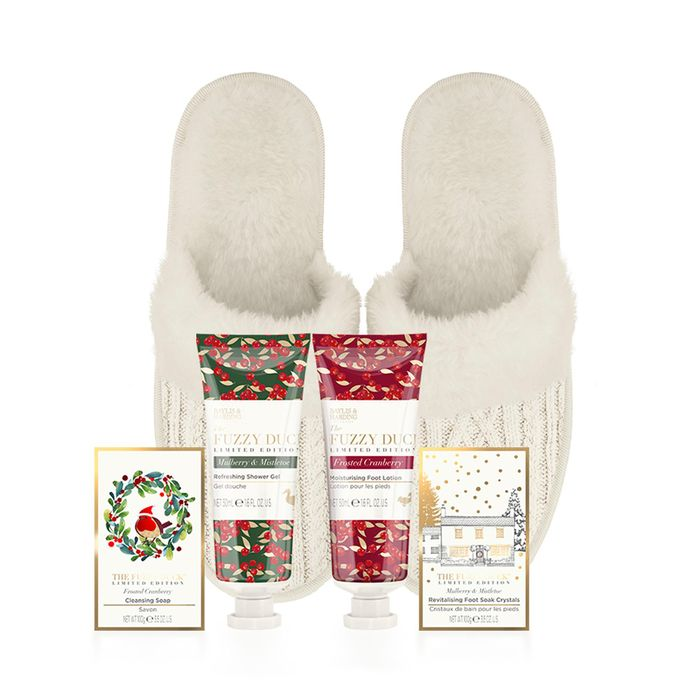 Baylis & Harding - the Fuzzy Duck' Winter Wonderland