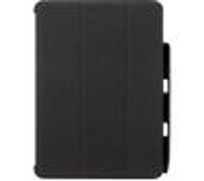 "SANDSTROM 9.7"" iPad Smart Cover with Pen Slot - Black"