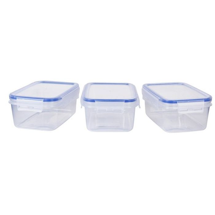 Argos Home Klip Lock Storage Set - 3 Pack - HALF PRICE!