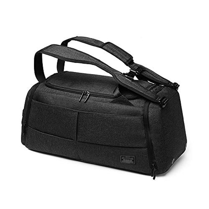 HALF PRICE - Waterproof Gym Bag With Wet Clothes Section