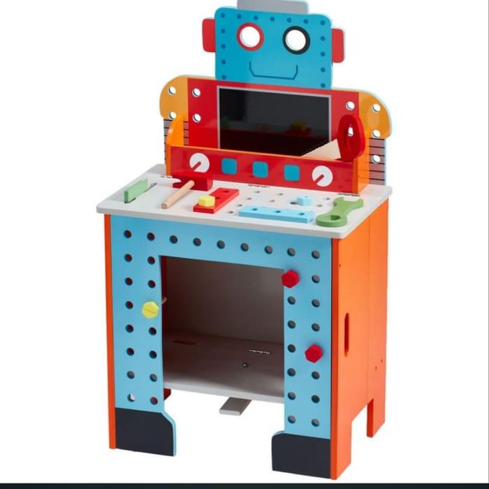Foldable Robot Workbench