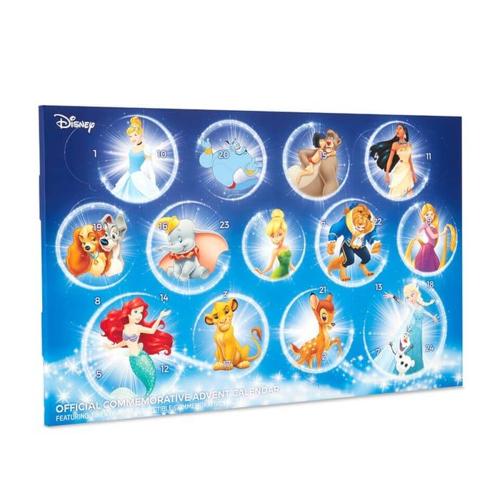 Disney Collectable Coin Advent Calendar - Limited Edition
