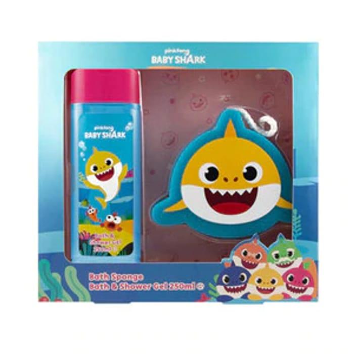 Baby Shark Shower Gel & Sponge Set