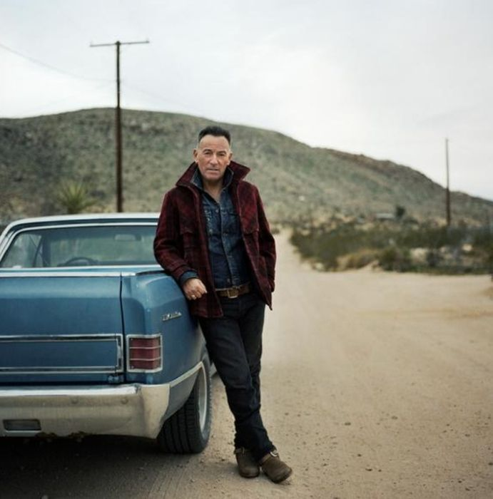 Win Bruce Springsteen Western Stars on Blu-Ray!