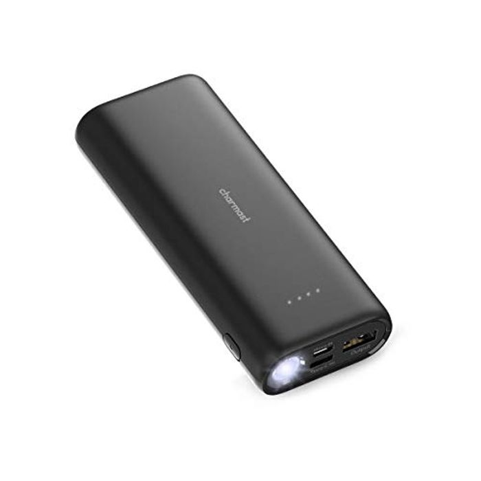 50% off Charmast Power Bank 10000mAh Mini Portable Charger £7.99