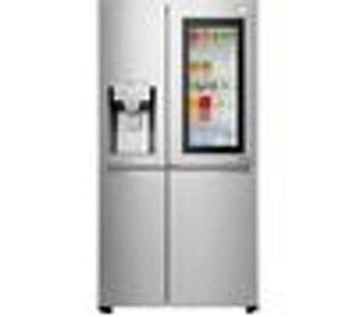 LG GSX961NSVZ American-Style Smart Fridge Freezer - Steel
