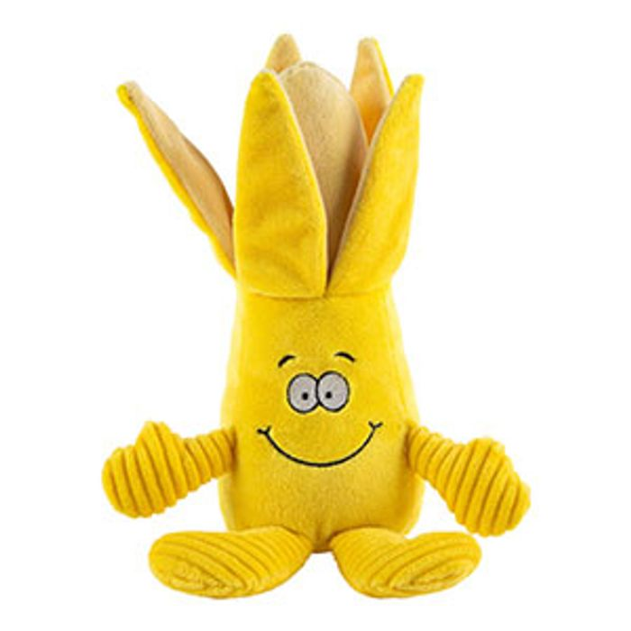 Cheap Pets at Home Cord Banana Squeaky Dog Toy Only £3