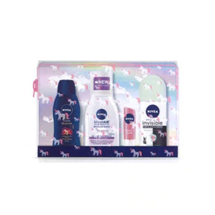 Nivea up up and Away Travel Set