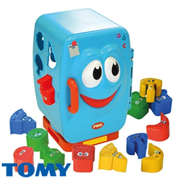 Tomy Phil the Fridge Game