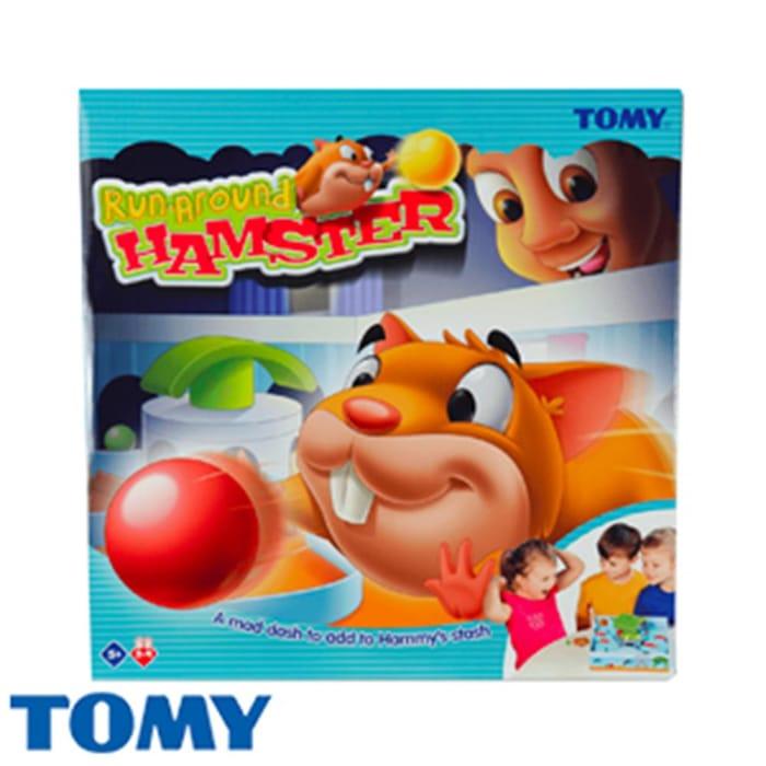 Tomy: Run-around Hamster Game