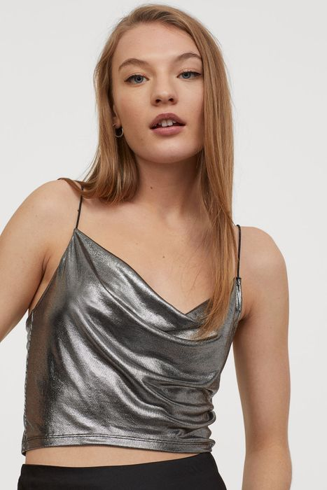Jersey Shimmering Top - save £2.99