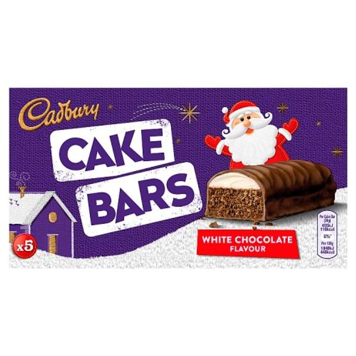 Cadbury Christmas Cake Bars