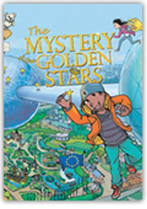 Free the Mystery of the Golden Stars Book for Children