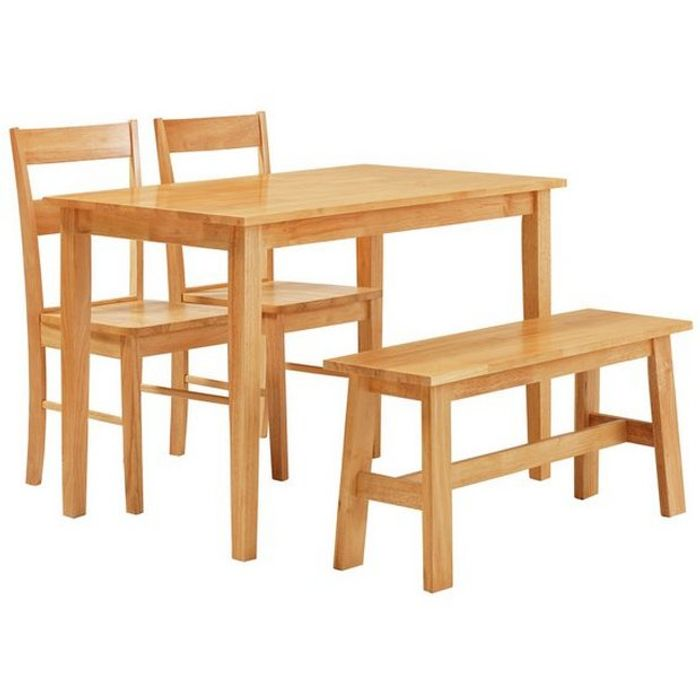 Bargain! Argos Home Chicago Extendable Table , Bench & 2 Chairs at Argos